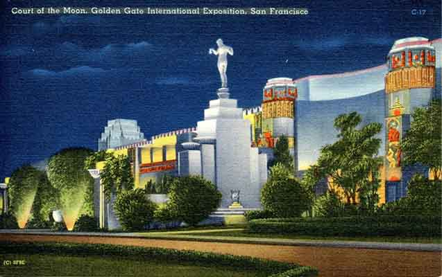 Golden Gate International Exposition 1939-1940