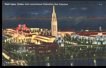 Click to Enlarge Image: Golden Gate International Expostion 1939-1940