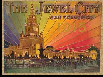 Click to Enlarge Image: Panama Pacific International Exposition 1915