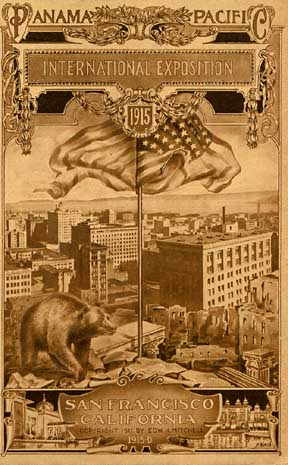 Panama Pacific International Exposition 1915
