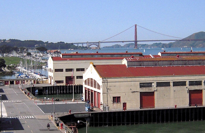 Historic Fort Mason, San Francisco