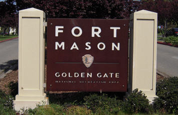 Fort Mason, Golden Gate National Recreation Area